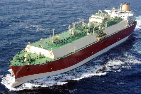 Operated by Nakilat, Q-Max LNG carrier Mekaines has a cargo carrying capacity of 266,276cbm.